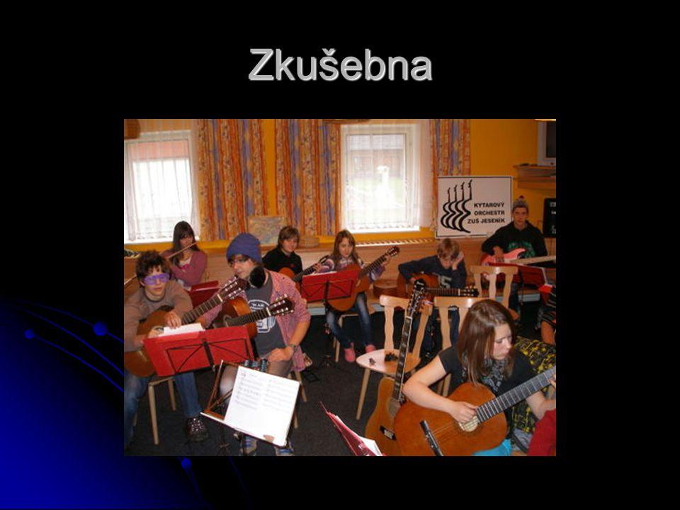 Simča a Klaudia – nové posily ze ZUŠ Vidnava: Jsem rád, že jste je dobře přijali.