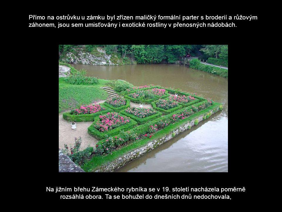 Kvetoucí park