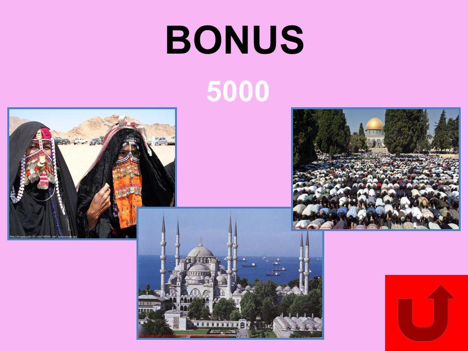 BONUS 5000