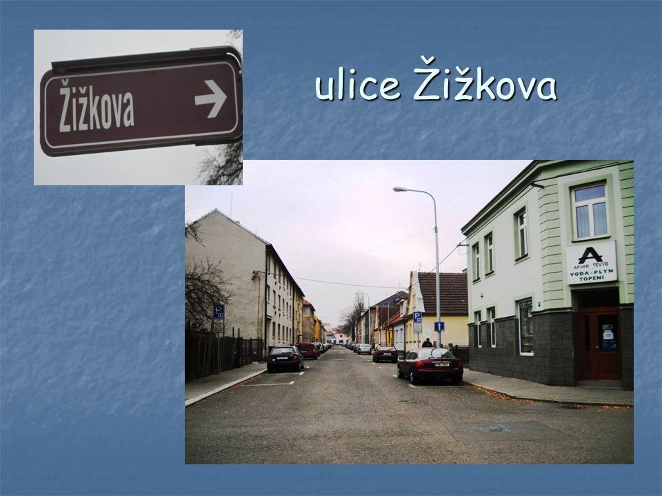 ulice Žižkova