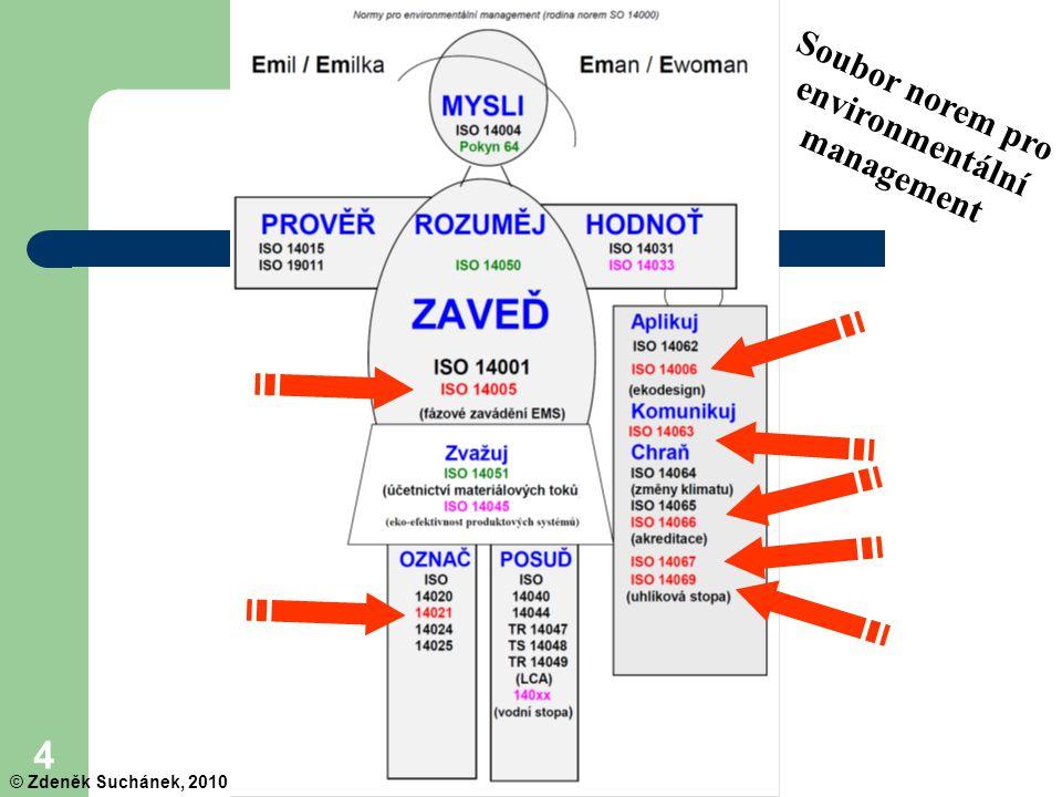 55 Příprava novel: ISO 14063 ISO 14063 ČSN ISO 14063:2007 (01 0963) Environmentální management - Environmentální komunikace - Směrnice a příklady Pravidelný přezkum, dotazník s termínem 15.12.2009 - stanovisko TNK 106 / ÚMNZ - ponechat