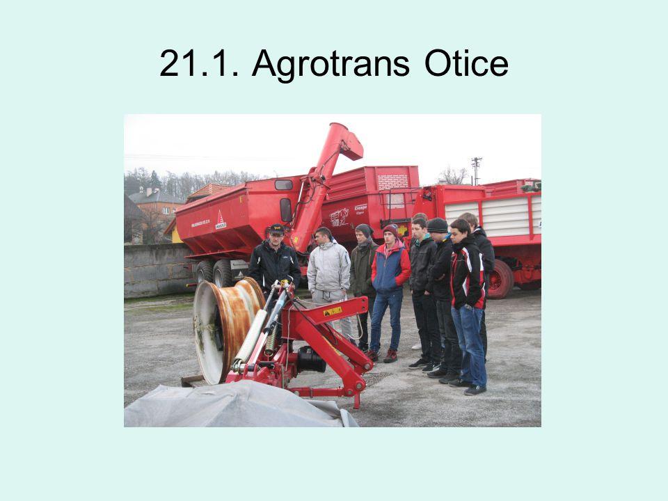 21.1. Agrotrans Otice