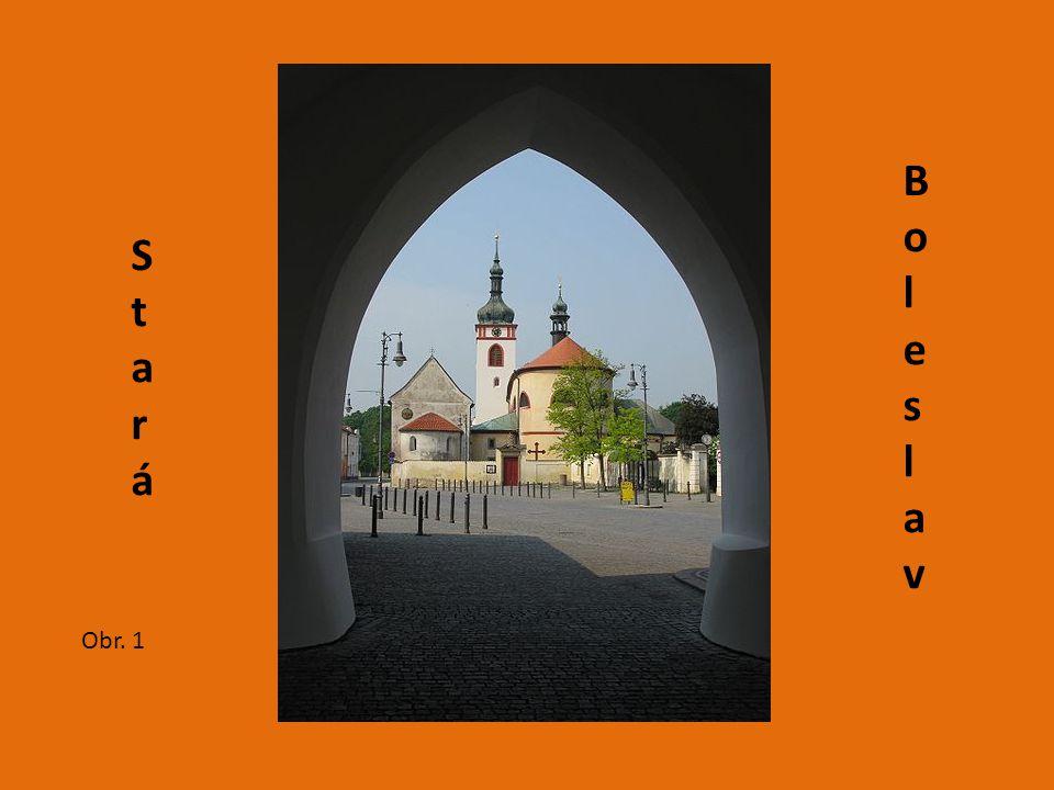 Stará Stará BoleslavBoleslav Obr. 1