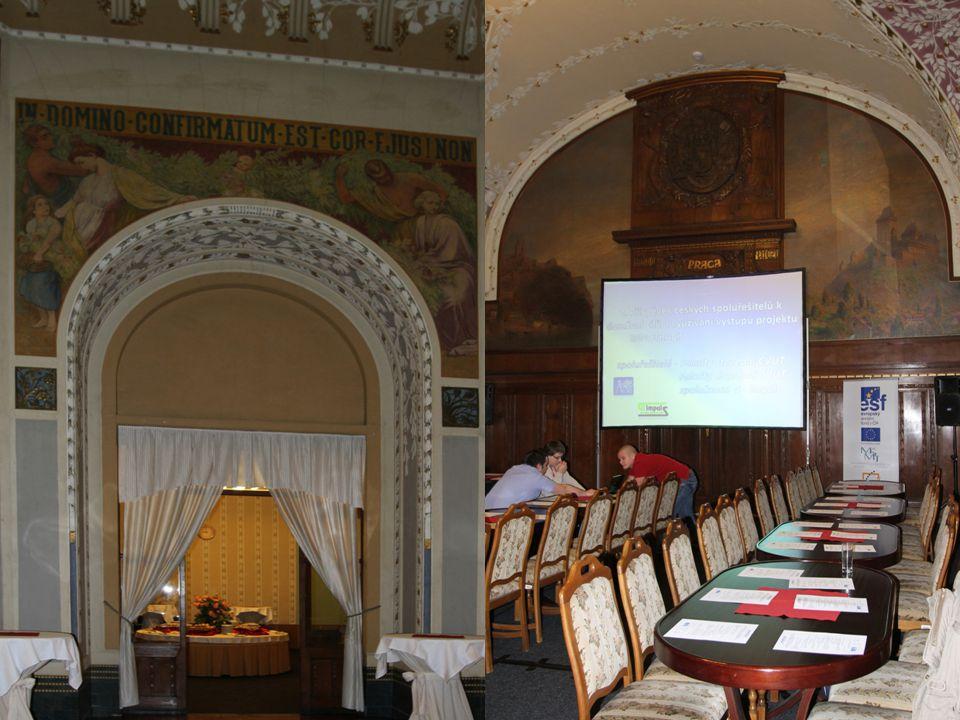 Projekt Podpora stáží a odborných aktivit při inovaci oblasti terciárního vzdělávání na DFJP a FEI Univerzity Pardubice CZ.1.07/2.4.00/17.0107 Vládní salón TENTO PROJEKT JE SPOLUFINANCOVÁN EVROPSKÝM SOCIÁLNÍM FONDEM A STÁTNÍM ROZPOČTEM ČESKÉ REPUBLIKY.