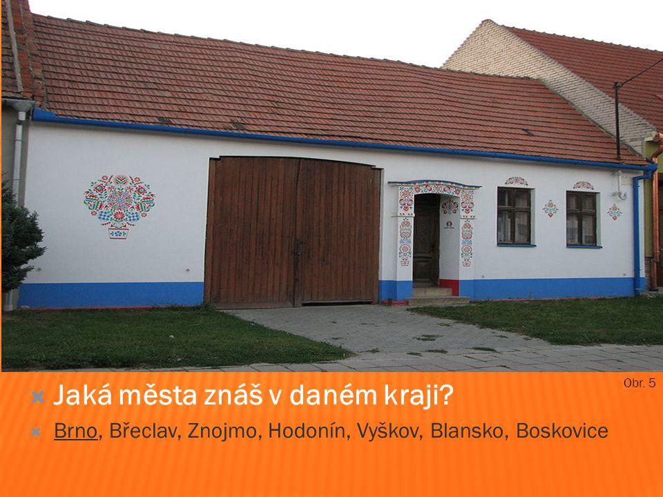  Co víš o obyvatelstvu daného kraje?  dlouhodobě osídlené – Velkomoravská říše centrum Brno a okolí  během průmyslové revoluce – centrum Brno a oko