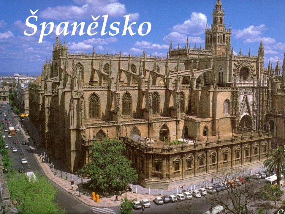 Základní informace Rozloha: 504 782km 2 Počet obyvatel: 40 282 400 Vlajka: Úřední jazyk: španělština, katalánština Měna: euro (EUR) = 100 centů Kurz (Kč): 1 euro = 27,50 (18.9.2007) Časové pásmo: UTC +1, SEČ Mezinárodní zkratka: ESP Český název: Španělské království Mezinárodní název: Spain