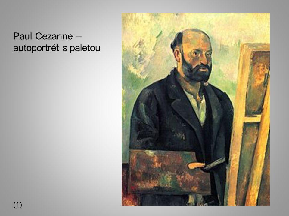 Paul Cezanne – autoportrét s paletou (1)