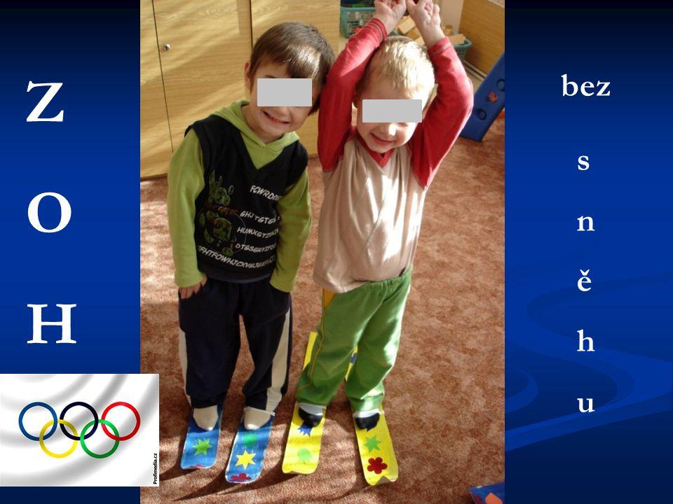 Bolek a Lolek-poh. 2. stránka Ještěrka, zimn. sporty ukázky
