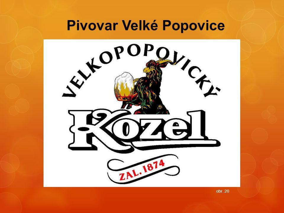 Pivovar Velké Popovice obr. 20