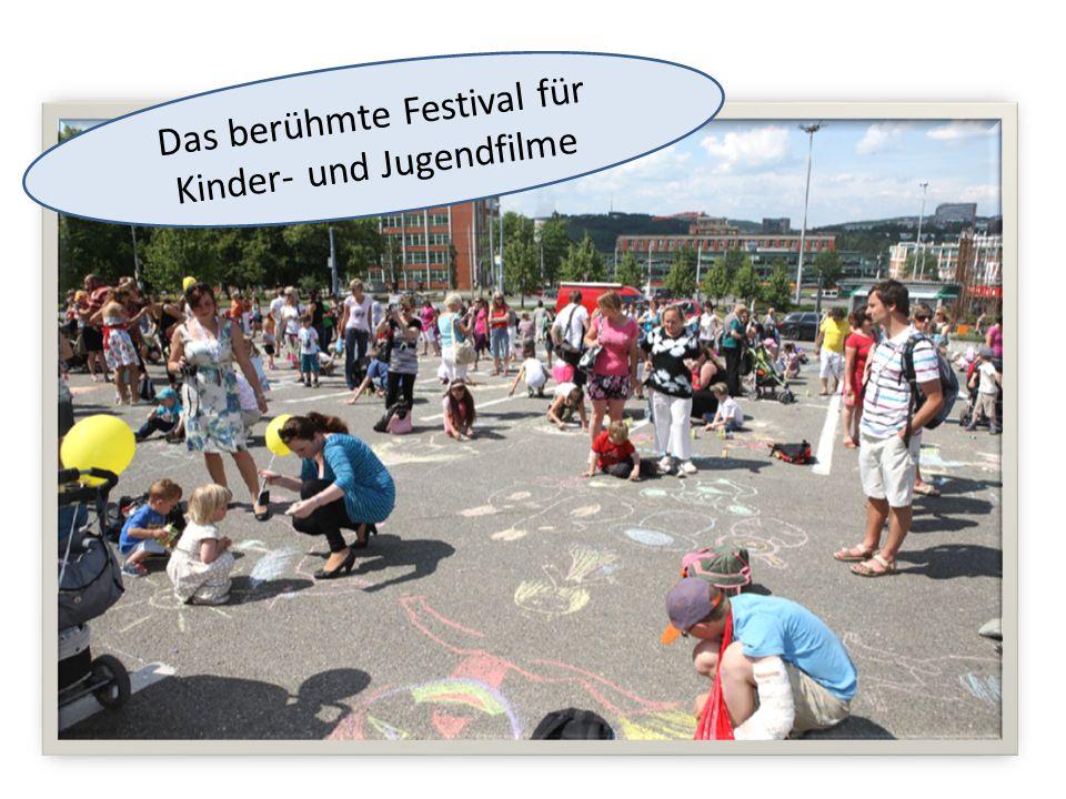 Das berühmte Festival für Kinder- und Jugendfilme