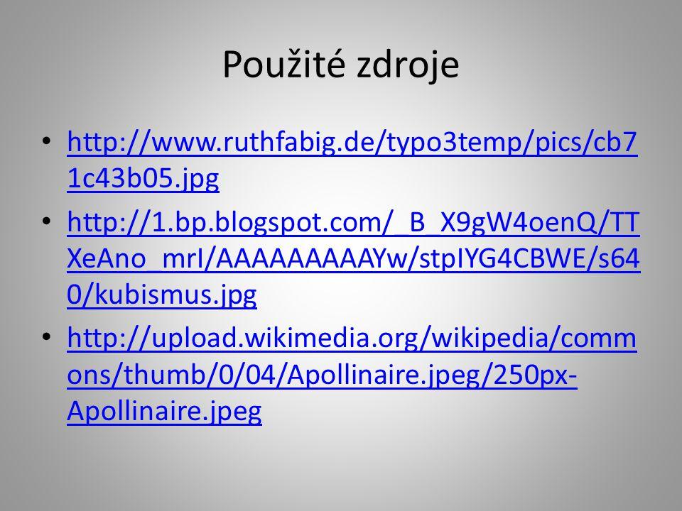 Použité zdroje http://www.ruthfabig.de/typo3temp/pics/cb7 1c43b05.jpg http://www.ruthfabig.de/typo3temp/pics/cb7 1c43b05.jpg http://1.bp.blogspot.com/