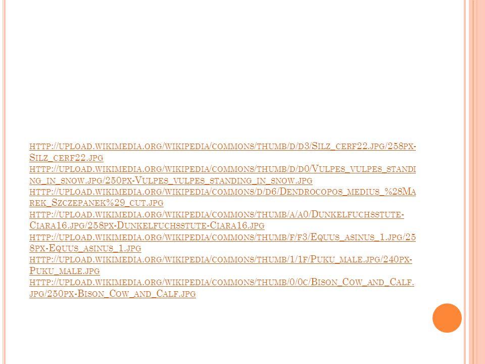 HTTP :// UPLOAD. WIKIMEDIA. ORG / WIKIPEDIA / COMMONS / THUMB / D / D 3/S ILZ _ CERF 22. JPG /258 PX - S ILZ _ CERF 22. JPG HTTP :// UPLOAD. WIKIMEDIA