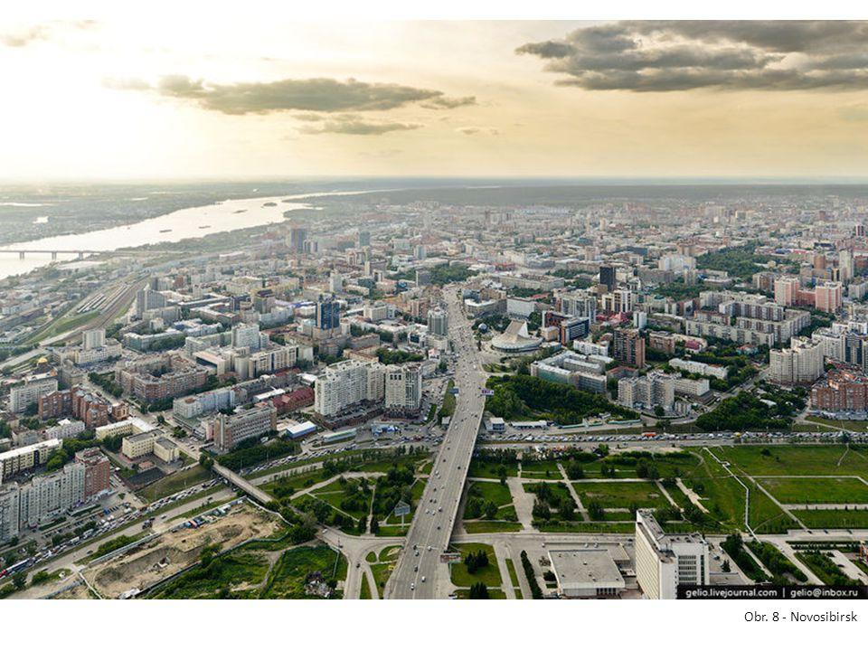 Obr. 8 - Novosibirsk