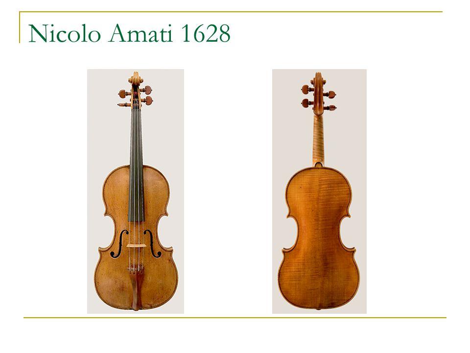 Nicolo Amati 1628