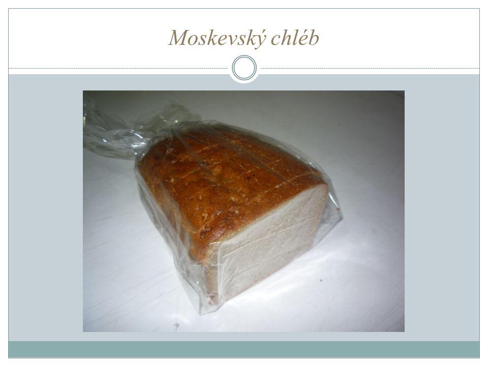 Moskevský chléb