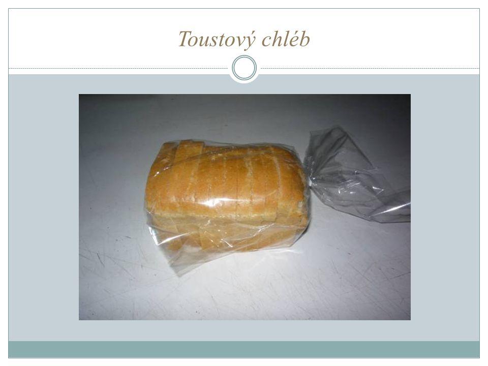 Toustový chléb