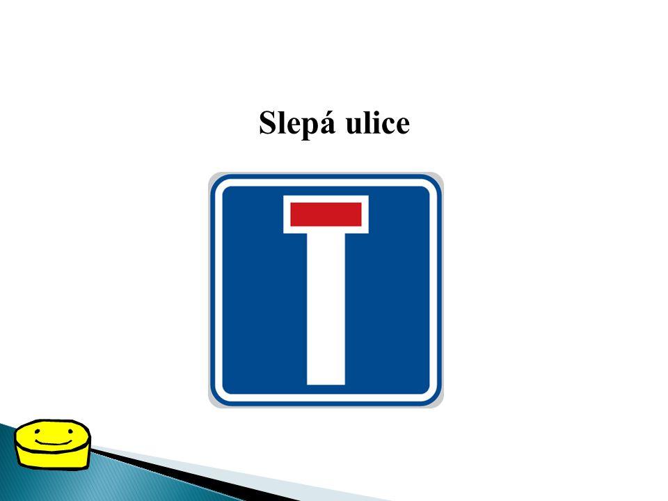 INFORMATIVNÍ DOPRAVNÍ ZNAČKY Informativní dopravní značky nám říkají důležité informace.