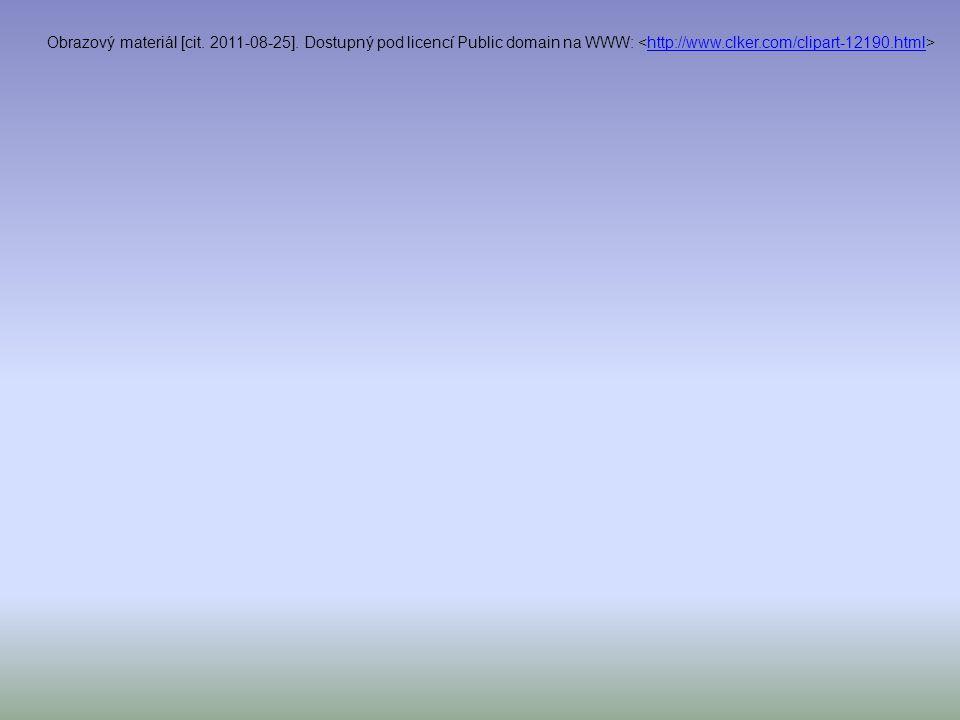 Obrazový materiál [cit. 2011-08-25].