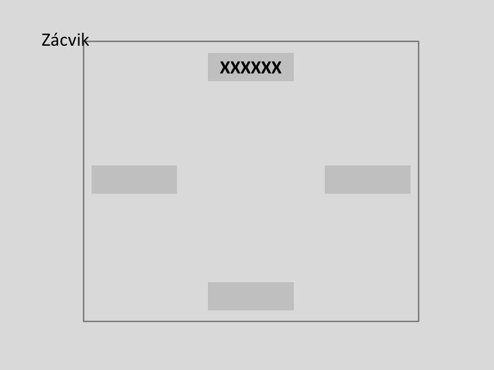 XXXXXX Zácvik