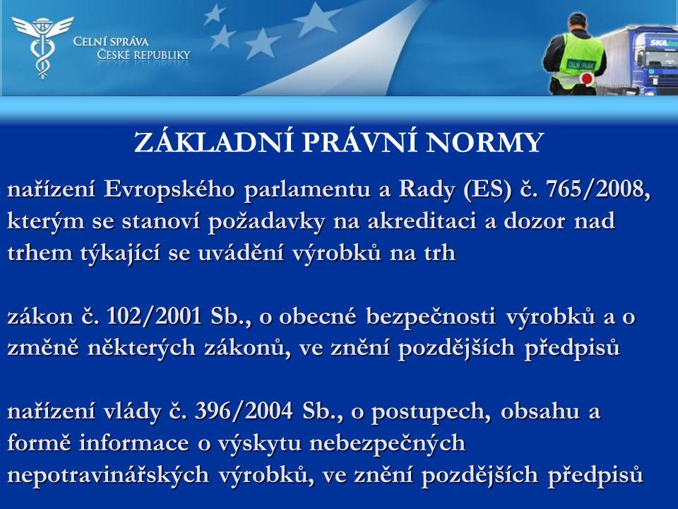 nařízení Rady (EHS) č.2913/92, celní kodex Společenství, v platném znění nařízení Komise (EHS) č.
