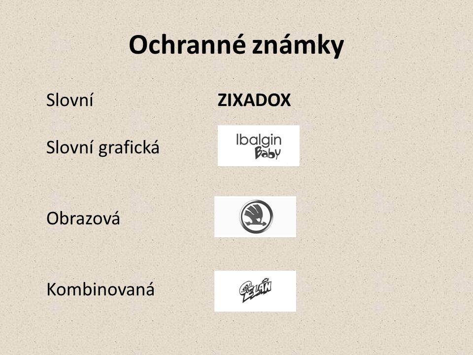 Ochranné známky Prostorová Zvuková (XXXLutz Marken)