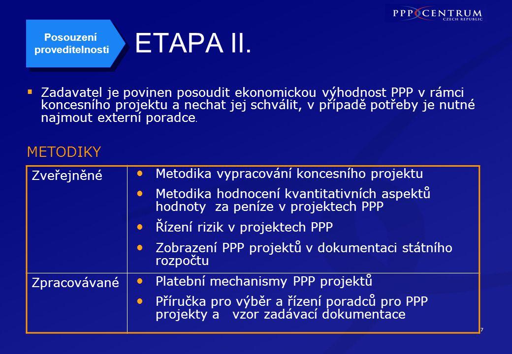 7 ETAPA II.