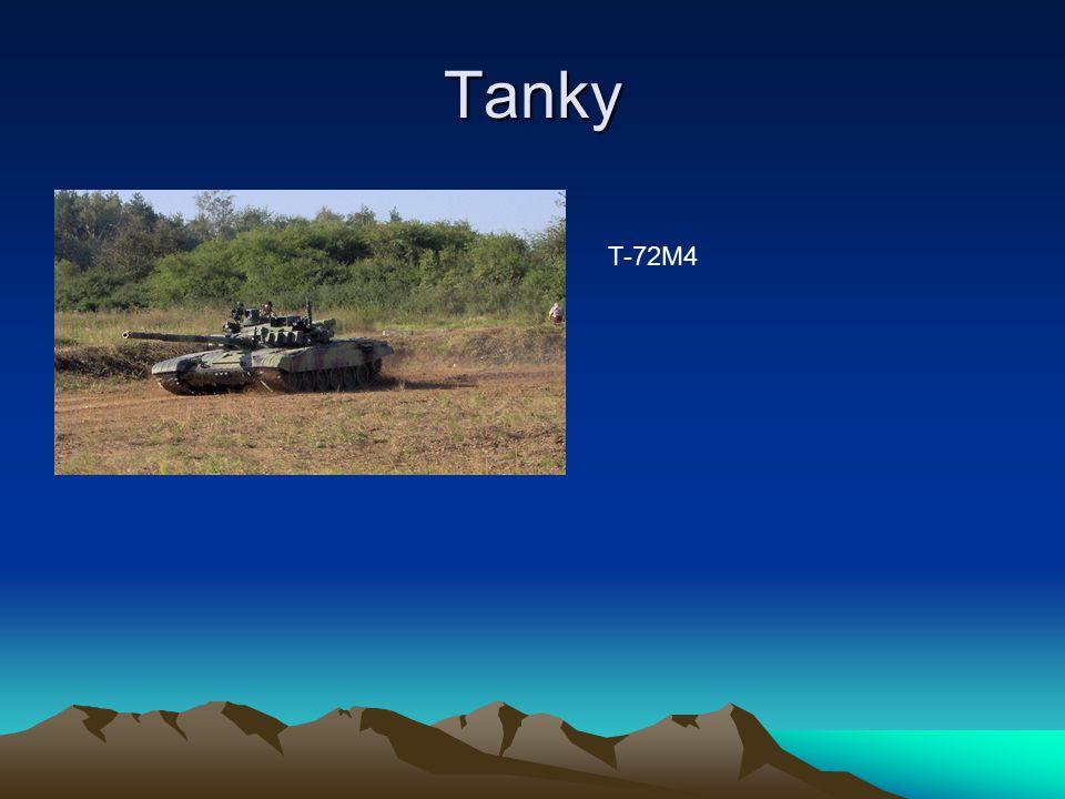 Tanky T-72M4