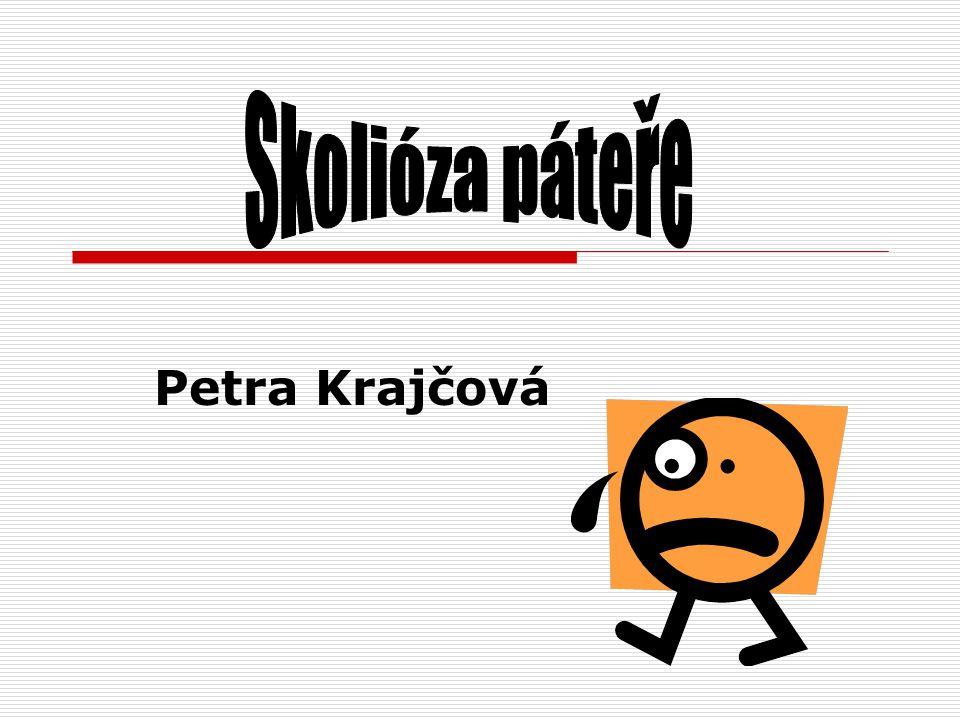 Petra Krajčová