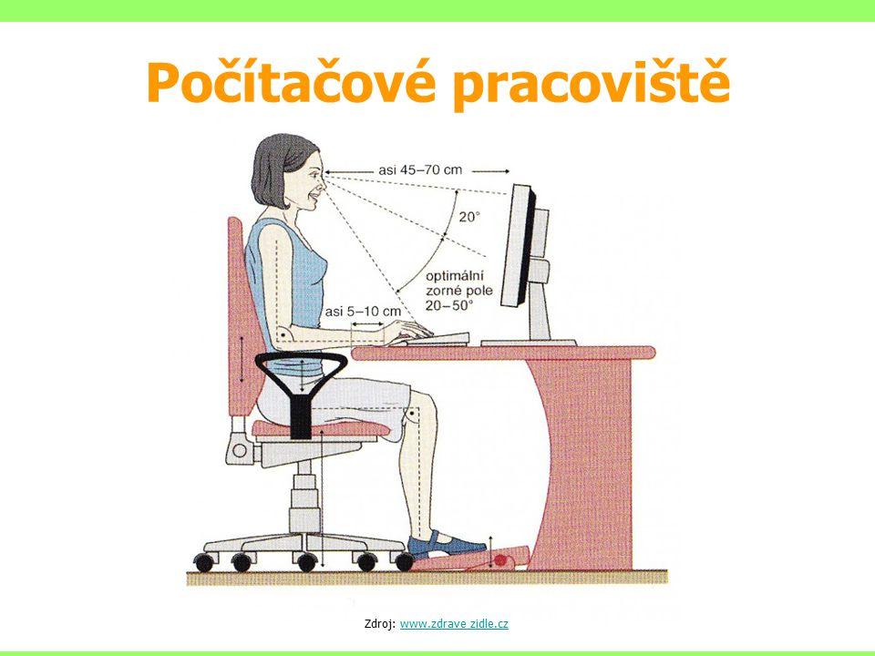 1.Upravte si židli, pokud možno ze sedu.2.Lýtko by mělo se stehnem svírat v koleni úhel 90°.