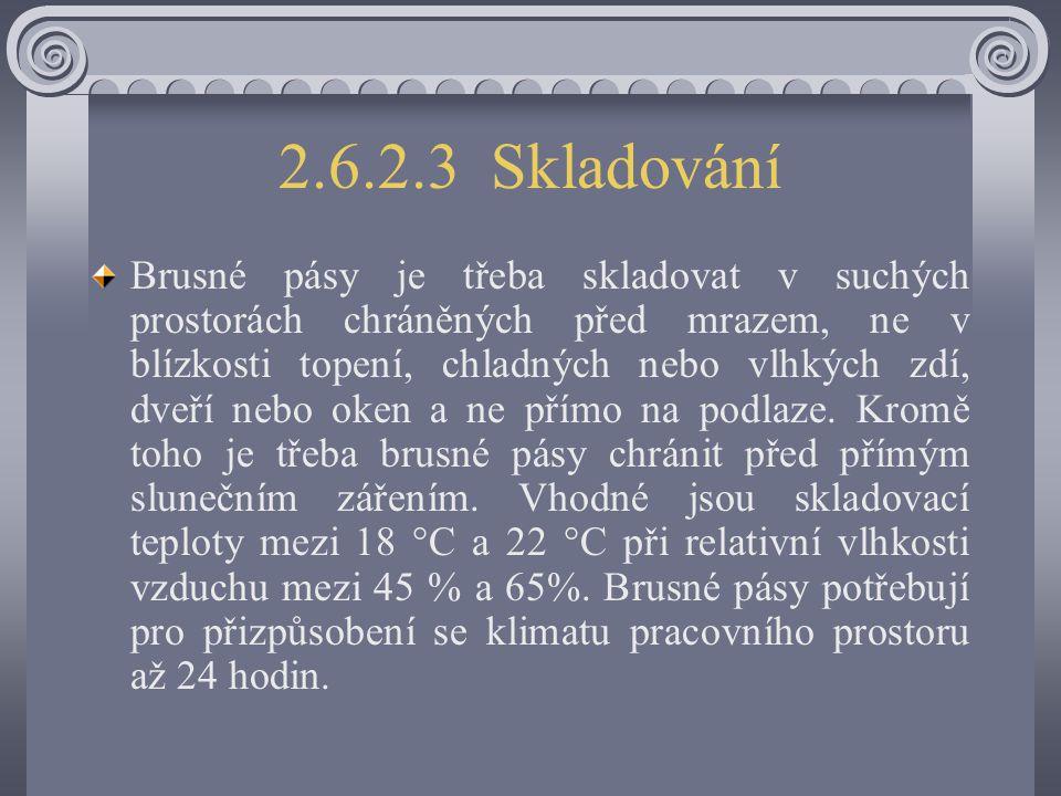 2.6.2.2Nános brusiva U brusných papírů a pásů se rozlišuje mezi otevřeným a uzavřeným nánosem. U uzavřeného nánosu nachází zrno na zrnu, takže je podk
