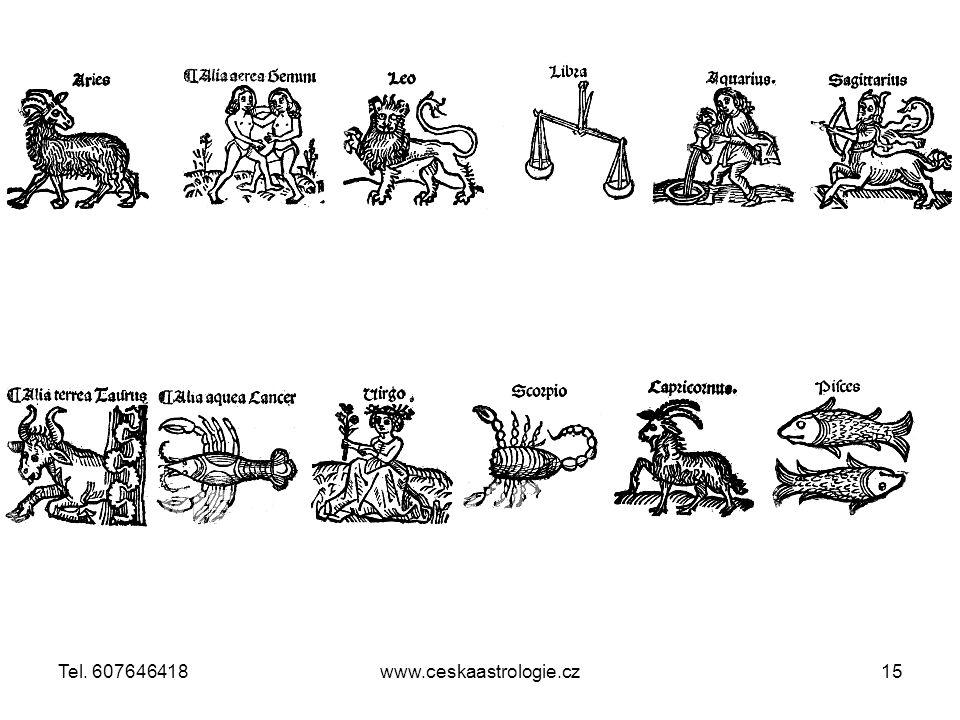 www.ceskaastrologie.cz15Tel. 607646418