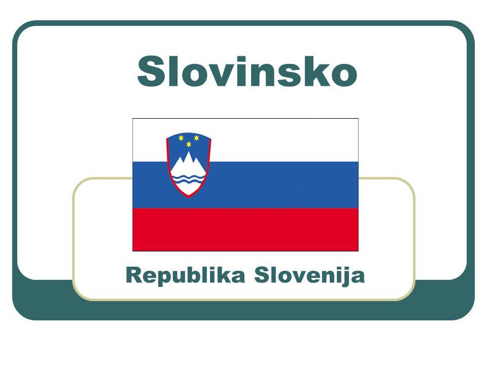Slovinsko Republika Slovenija