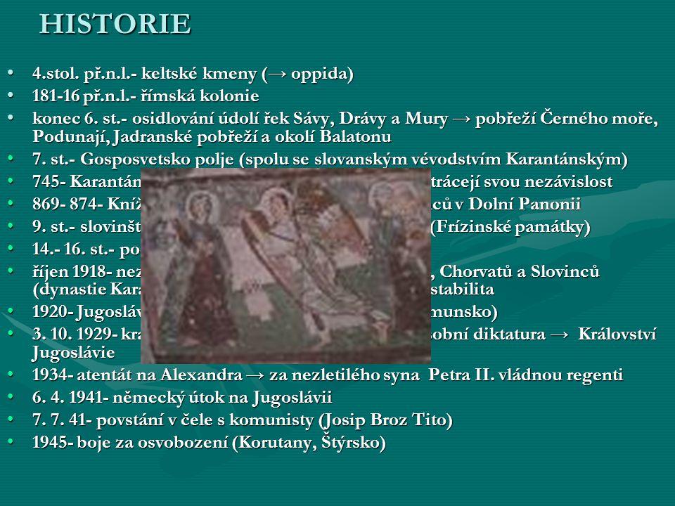 HISTORIE 4.stol. př.n.l.- keltské kmeny (→ oppida)4.stol. př.n.l.- keltské kmeny (→ oppida) 181-16 př.n.l.- římská kolonie181-16 př.n.l.- římská kolon