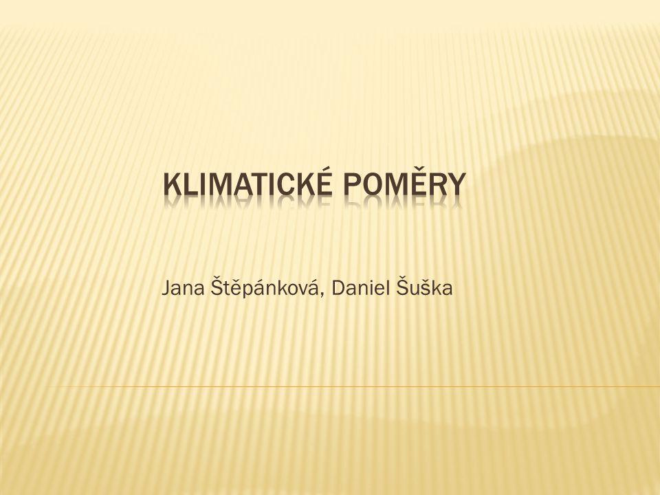 Jana Štěpánková, Daniel Šuška