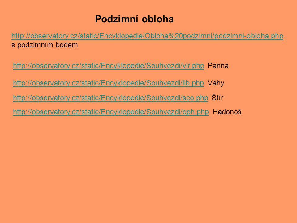 http://observatory.cz/static/Encyklopedie/Obloha%20letni/letni-obloha.php http://observatory.cz/static/Encyklopedie/Souhvezdi/tau.phphttp://observator
