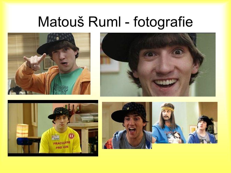 Matouš Ruml - fotografie