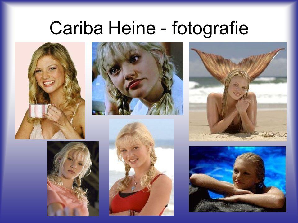 Cariba Heine - fotografie