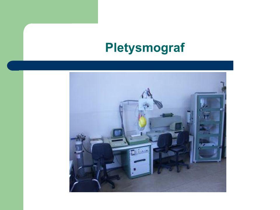 Pletysmograf