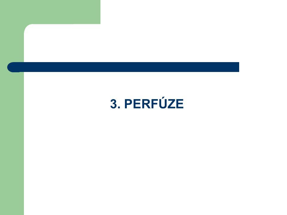 3. PERFÚZE