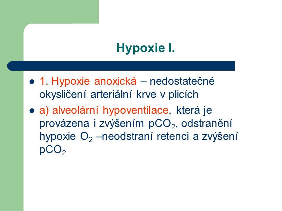 Hypoxie I.1.