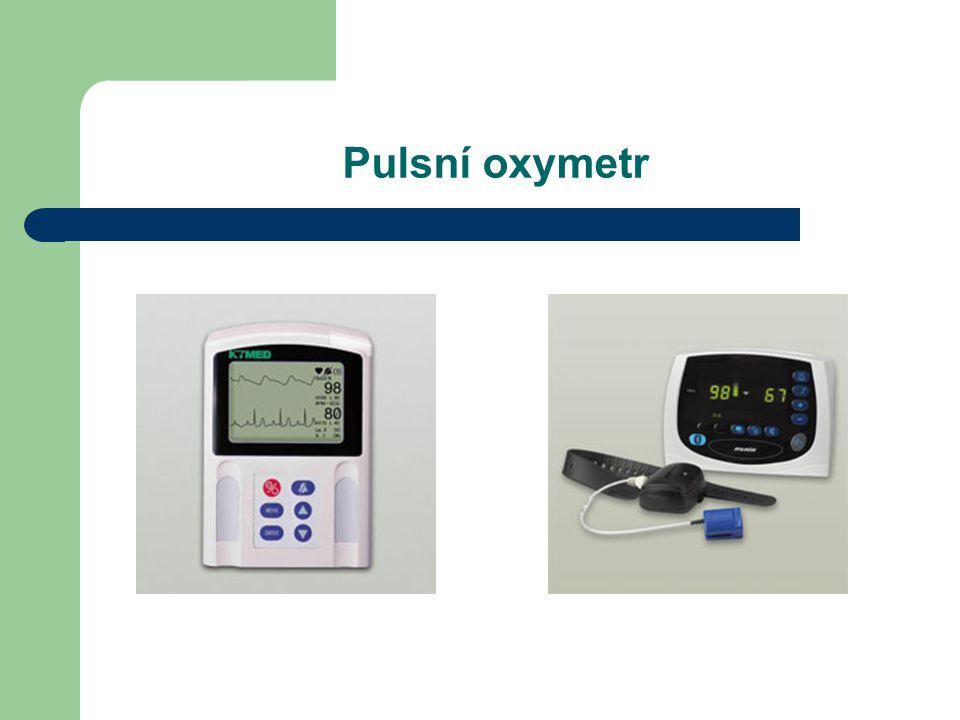 Pulsní oxymetr