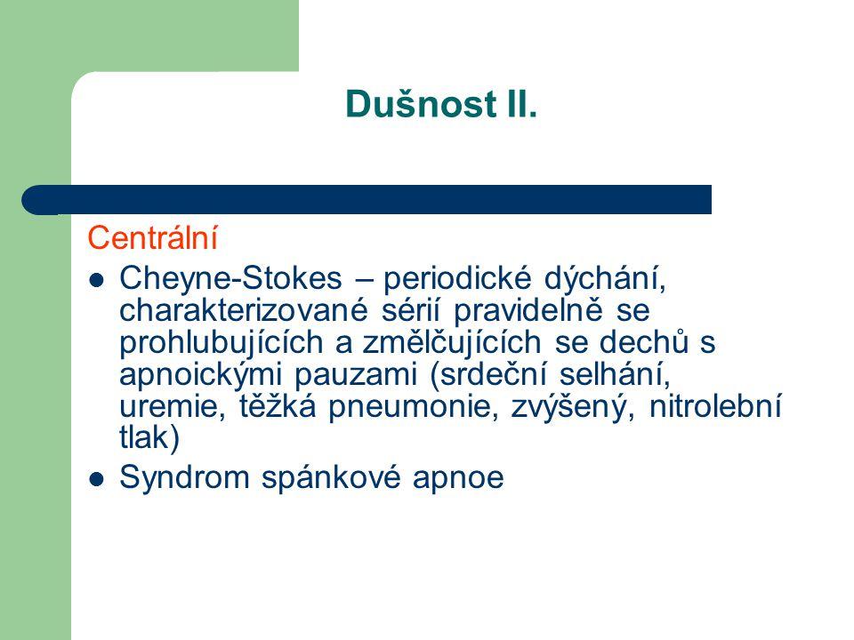Dušnost II.