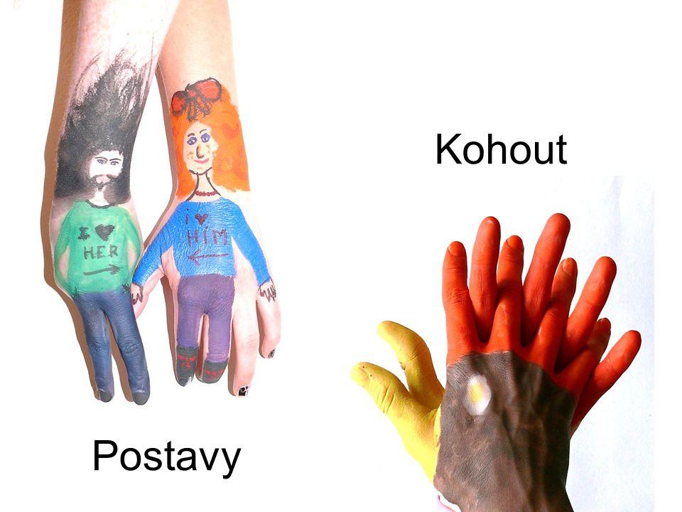 Postavy Kohout