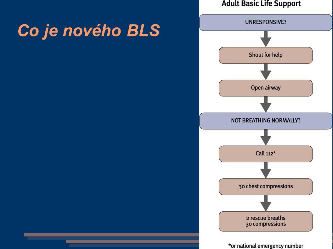 Co je nového BLS