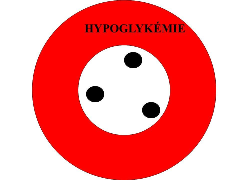 HYPOGLYKÉMIE GL