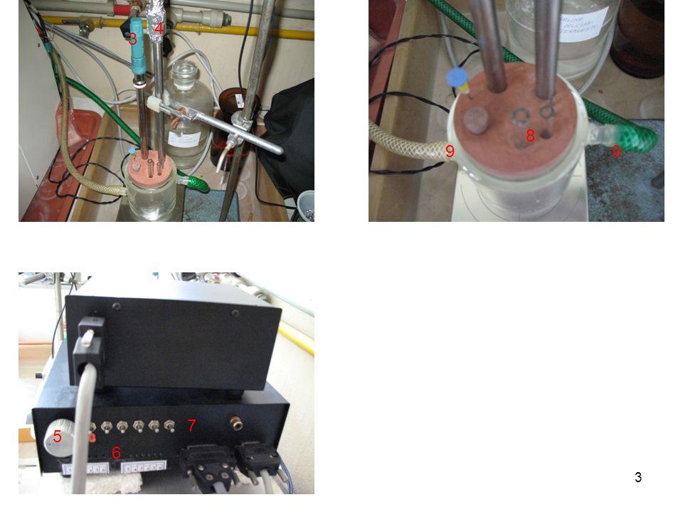Vložení čočky do bioreaktoru 4