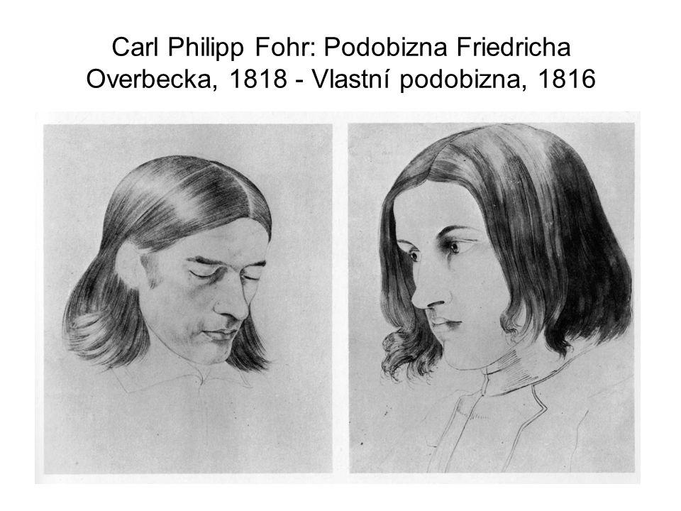 Friedrich Overbeck, Italia a Germania, 1811-28