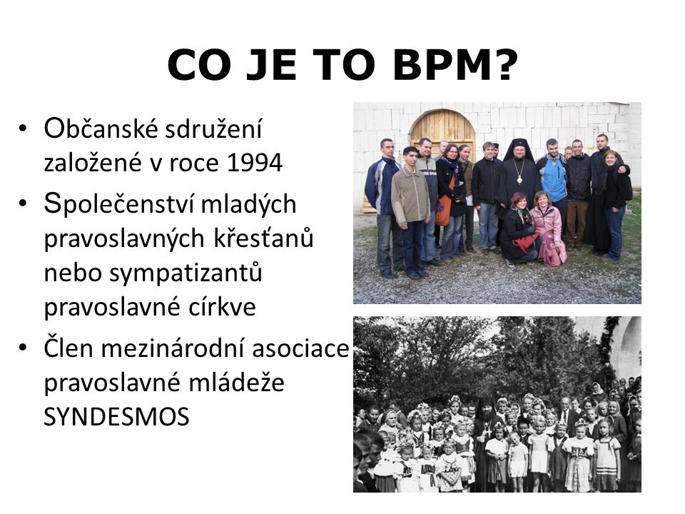 CO JE TO BPM.