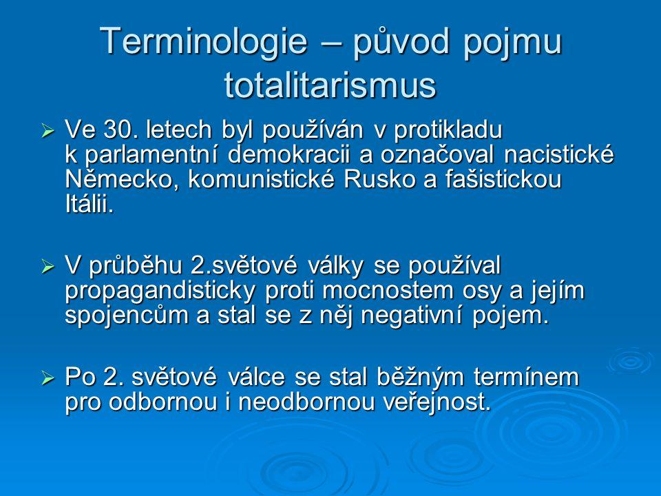 Terminologie  Druhá generace pracuje s pojmem autoritářský režim a snaží se rozlišovat jednotlivé typy nedemokratických režimů  Hlavní autoři a díla: G.