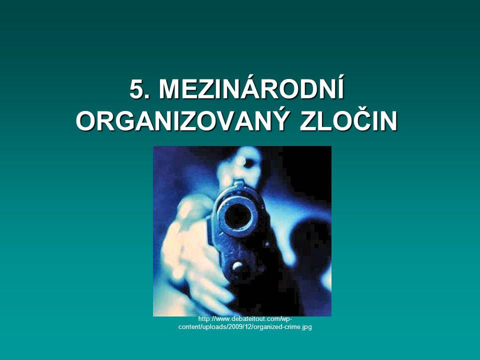 5. MEZINÁRODNÍ ORGANIZOVANÝ ZLOČIN http://www.debateitout.com/wp- content/uploads/2009/12/organized-crime.jpg